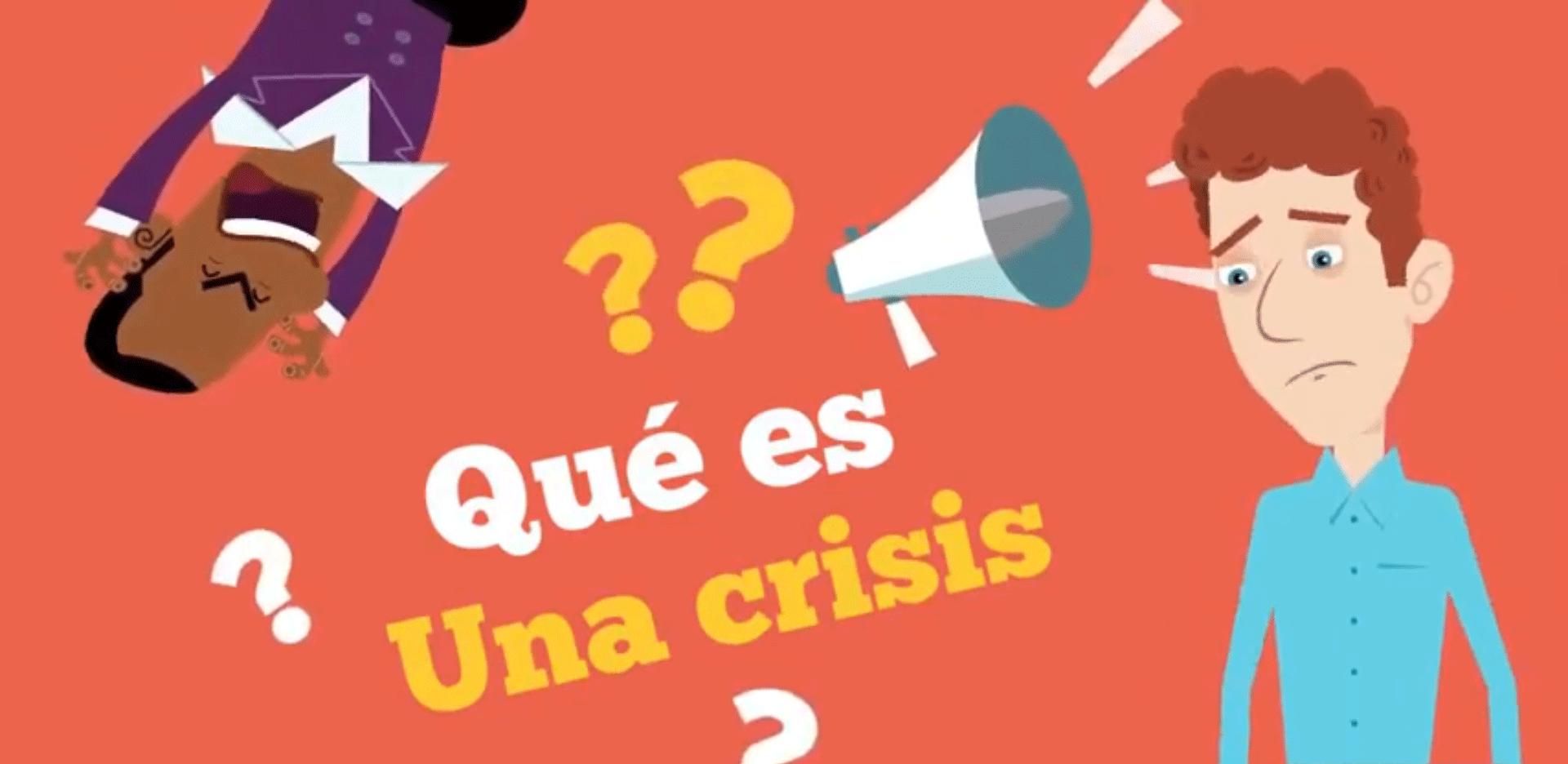 Guía de intervención en crisis